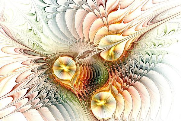 Birds Print by Anastasiya Malakhova
