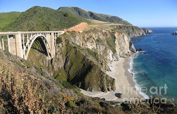 James Toy - Bixby Bridge