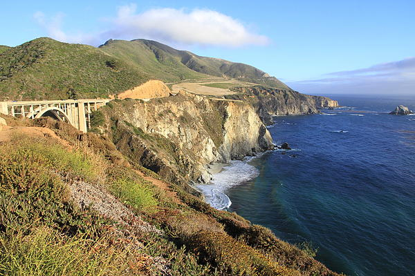 Christiane Schulze - Bixby Bridge Over The Creek