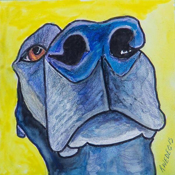 Roger Wedegis - Black Lab Nose