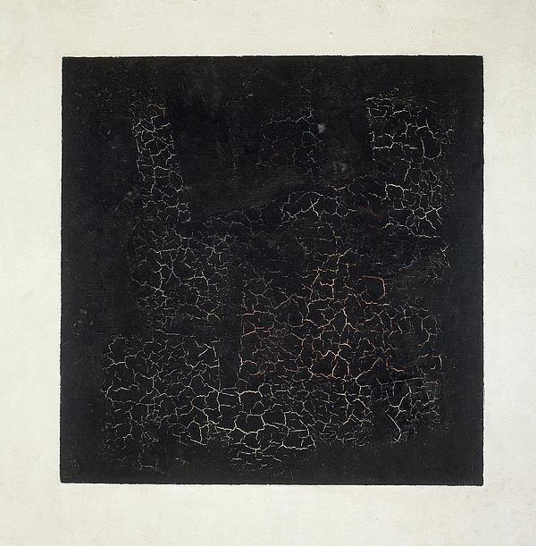 Black Square Print by Kazimir Malevich