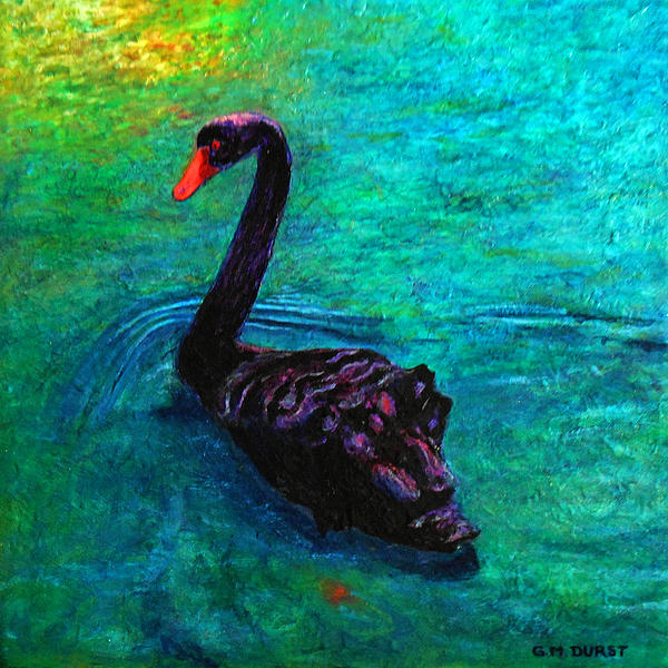 Michael Durst - Black Swan
