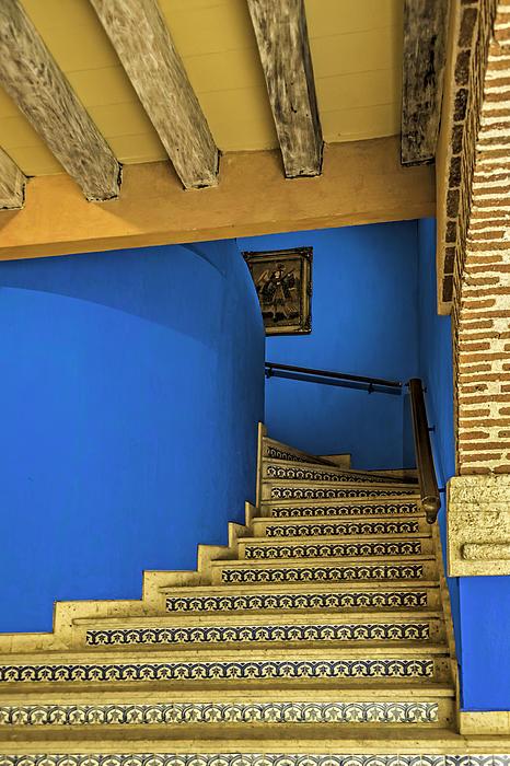 Maria Coulson - Tiled Staircase