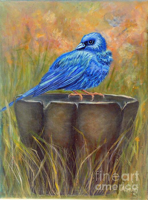 Alina Martinez-beatriz - Blue Bird Of Happiness