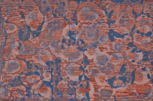 Blue Print by Darice Machel McGuire