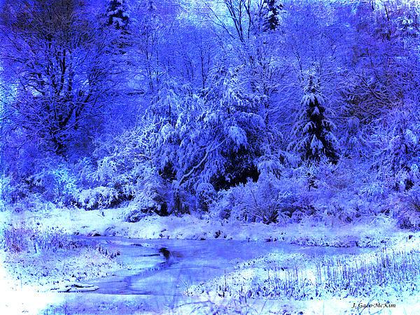 Jo-Anne Gazo-McKim - Blue Morning Blue Day