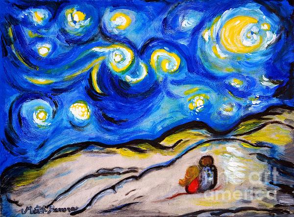 Ramona Matei - Blue Night