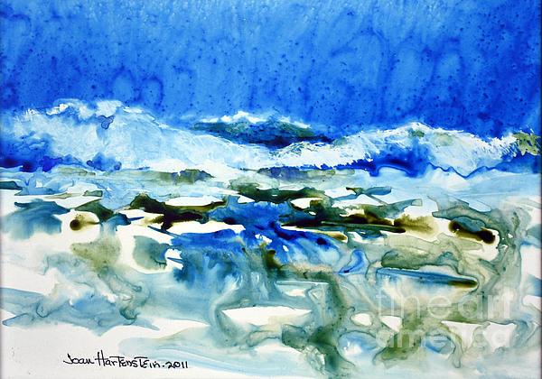 Joan Hartenstein - Blue Surf