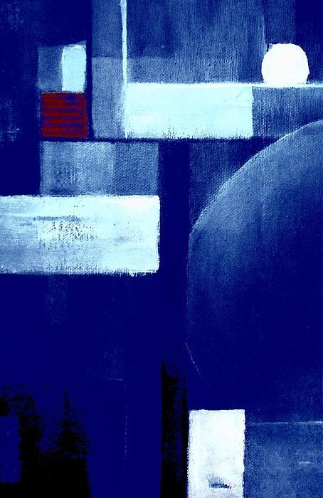 Vivian ANDERSON - Blue White Red