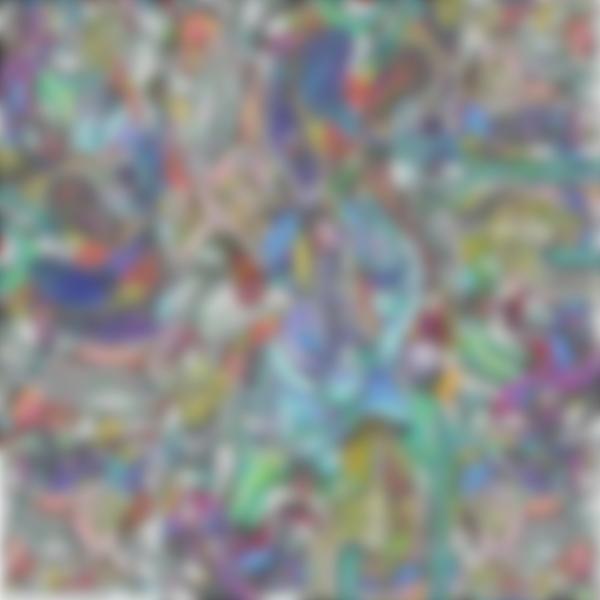 Blur #1 Print by George Curington