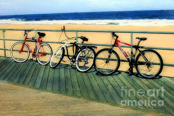 RC DeWinter - Boardwalk Bikes