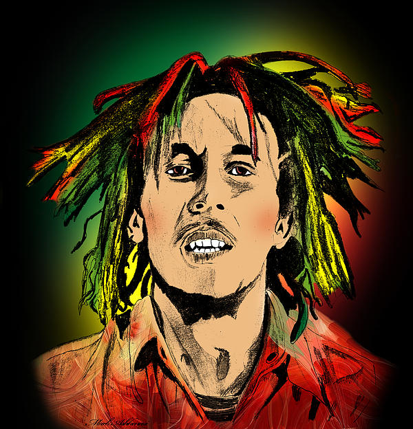 Mark Ashkenazi - Bob Marley
