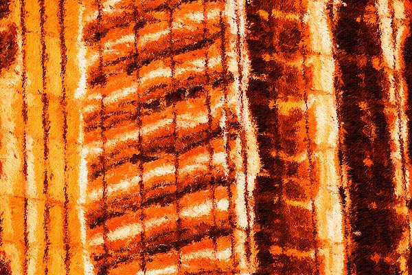 Body Heat Print by Ayse Deniz