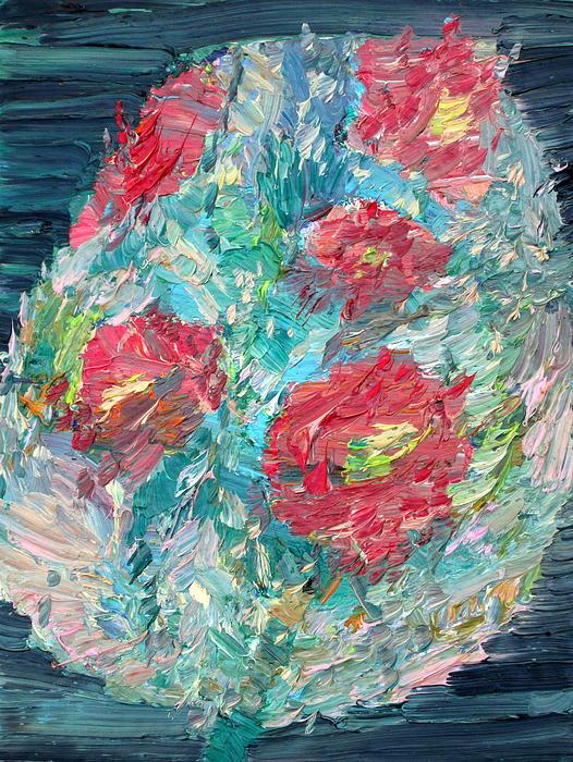 Bouquet Print by Fabrizio Cassetta