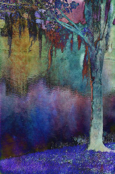Bouyant Reflections Print by Jan Amiss Photography