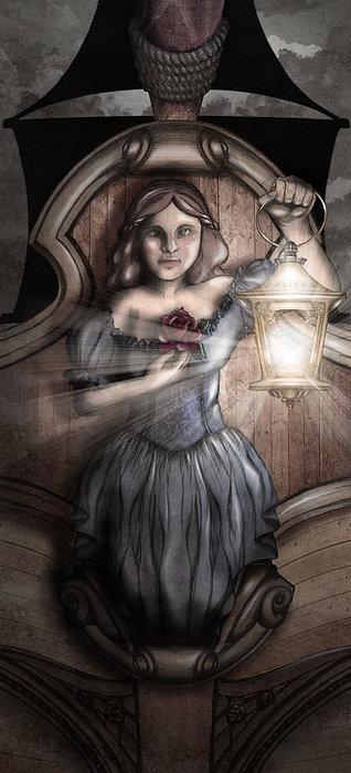 April Moen - Bow Maiden