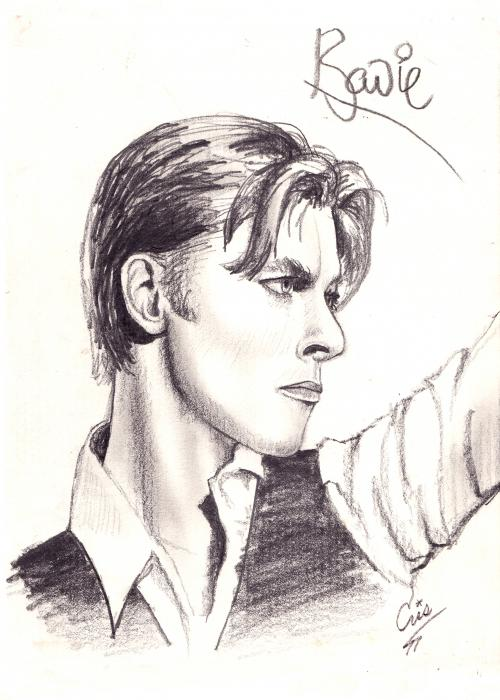 Cristophers Dream Artistry - Bowie