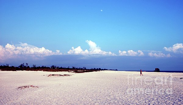 Bowman's Beach Print by Kathleen Struckle