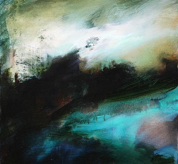 Breathing Space Print by Lissa Bockrath