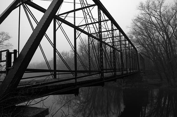 Bridge Print by Off The Beaten Path Photography - Andrew Alexander