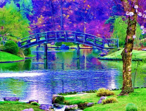 Susanna  Katherine - Bridge Over Blue Waters