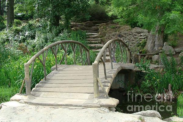Bridge To A New Life Print by Janette Boyd