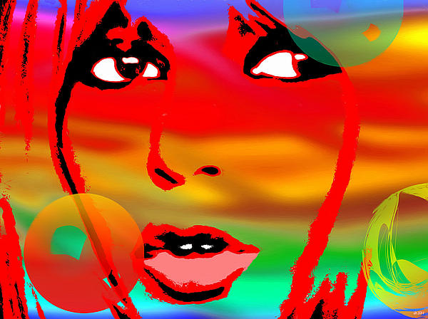 Daniel Janda - Brigitte Bardot Painting