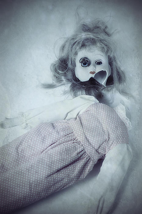 Broken Doll Print by Joana Kruse
