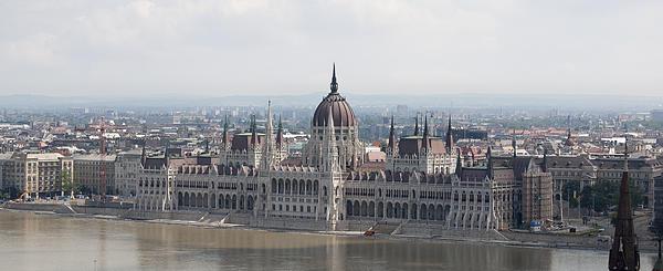 Budapest Print by Gary Grayson