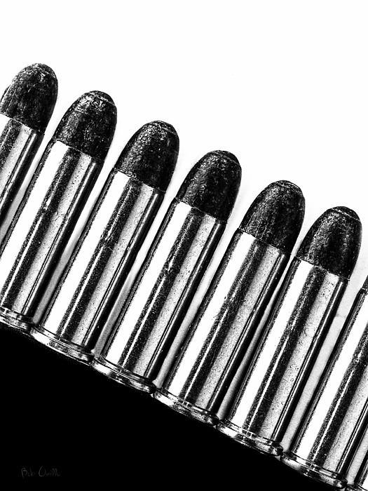 Bullets Print by Bob Orsillo