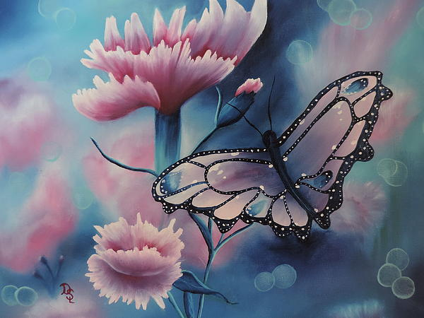 Dianna Lewis - Butterfly series 6