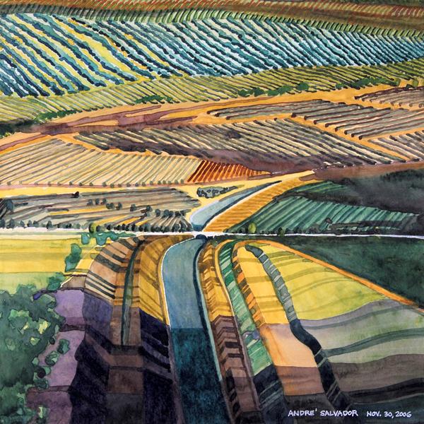 Andre Salvador - California Aqueduct
