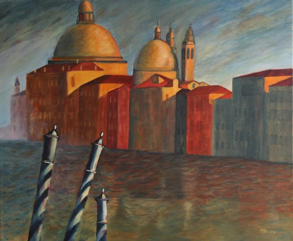 Christiane Schulze Art And Photography - Canale Grande Venice