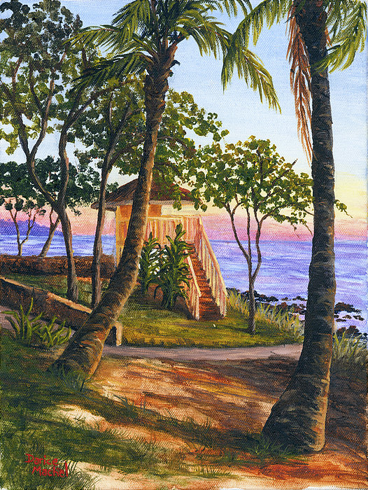 Darice Machel McGuire - Canoe Beach