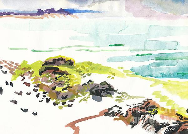 Cape Cod 2 Print by Vannucci Fine Art