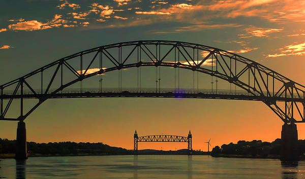 MaryAnn Barry - Cape Cod Canal Bridges