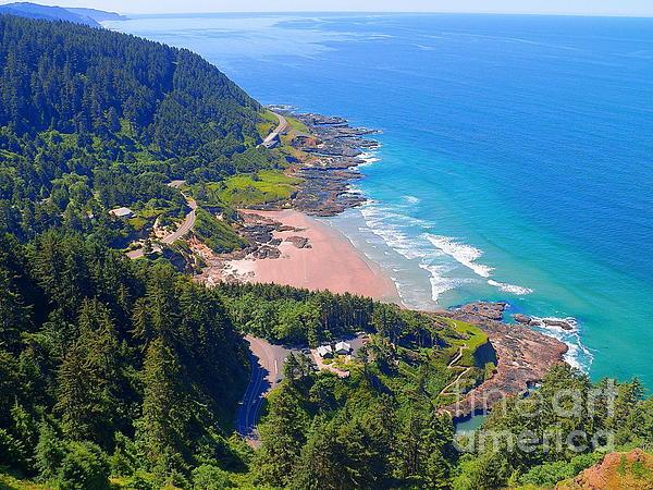 J J - Cape Perpetua - Oregon Coast