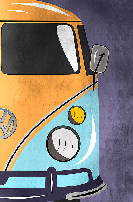 Car  Print by Mark Ashkenazi
