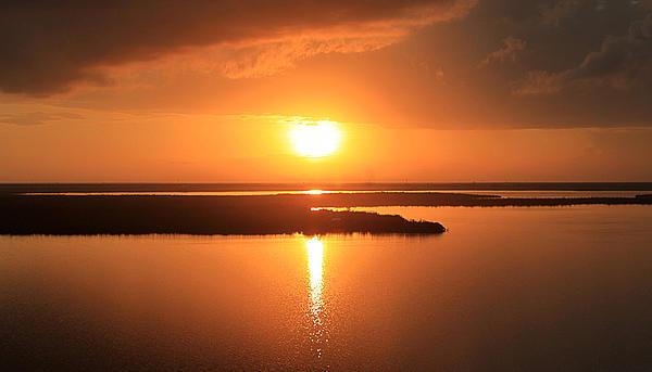 Milena Ilieva - Caribbean Sunset