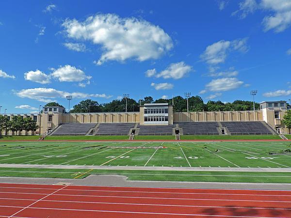 Carnegie Mellon University Football Field by Cityscape ...