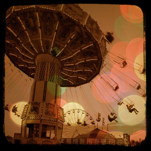 Gothicolors Donna Snyder - Carnival Circles Go Round