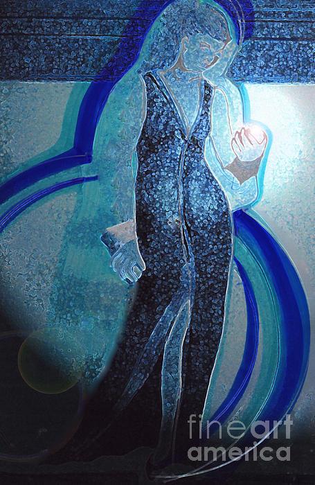 Cassandra By Jrr Print by First Star Art