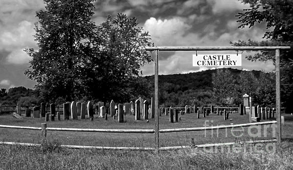 James Aiken - Castle Cemetery in Jericho Vermont