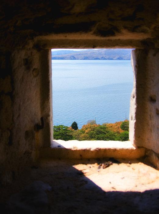GP Images - Castle window