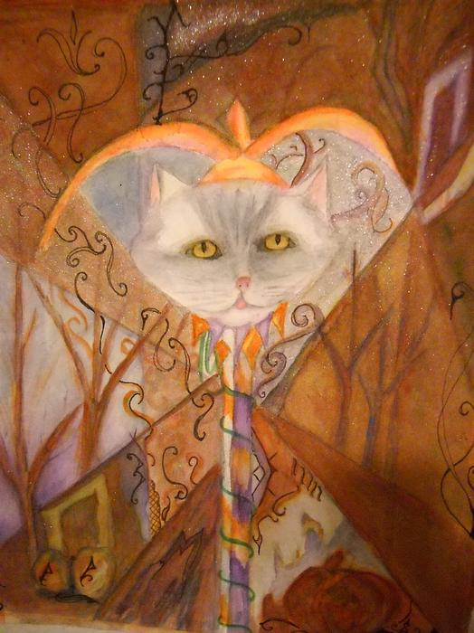 Marian Hebert - Cat Jester