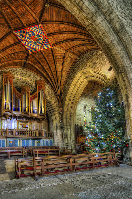 Ian Mitchell - Cathedral Christmas