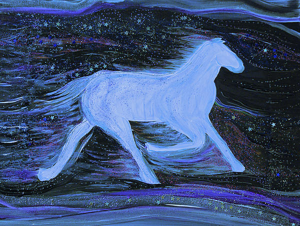 Celestial By Jrr Print by First Star Art