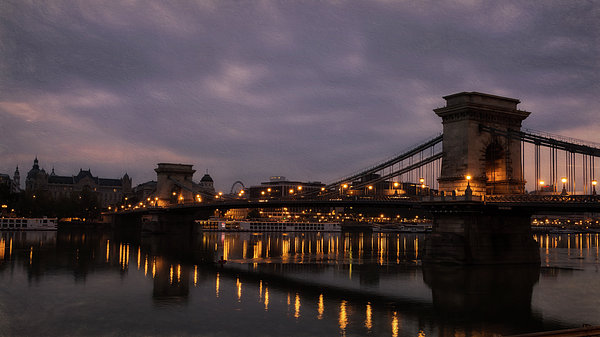 Joan Carroll - Chain Bridge Dawn