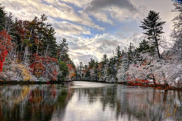 Chuck Hill - Changing Seasons