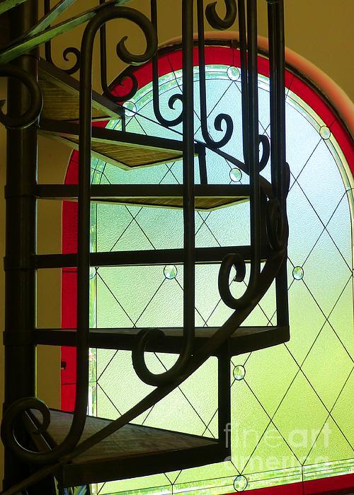 Barbie Corbett-Newmin - Chapel Stairs